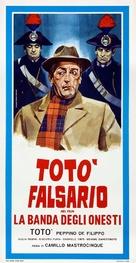 La banda degli onesti - Italian Theatrical poster (xs thumbnail)