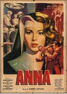 Anna - Italian Movie Poster (xs thumbnail)