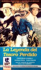 Leggenda del rubino malese, La - Spanish VHS cover (xs thumbnail)