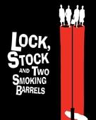 Lock Stock And Two Smoking Barrels - Swedish Movie Poster (xs thumbnail)