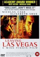Leaving Las Vegas - British DVD cover (xs thumbnail)