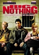Big Nothing - DVD cover (xs thumbnail)