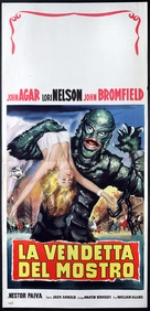 Revenge of the Creature - Italian Movie Poster (xs thumbnail)