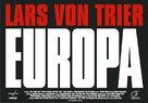 Europa - Polish Movie Poster (xs thumbnail)