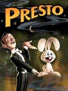 Presto - Blu-Ray cover (xs thumbnail)