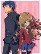 """Toradora!"" - Japanese Key art (xs thumbnail)"