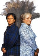 Mrs. Doubtfire - Key art (xs thumbnail)