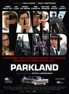 Parkland - French Movie Poster (xs thumbnail)