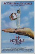 The Incredible Shrinking Woman - Movie Poster (xs thumbnail)
