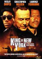 King of New York - Danish DVD cover (xs thumbnail)
