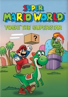 """The New Super Mario World"" - DVD movie cover (xs thumbnail)"