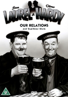 Our Relations - British DVD cover (xs thumbnail)