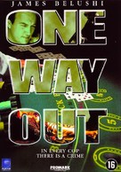One Way Out - Dutch DVD cover (xs thumbnail)