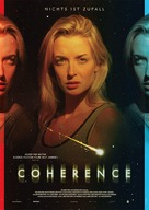 Coherence - German Movie Poster (xs thumbnail)