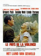 I Walk the Line - Belgian Movie Poster (xs thumbnail)