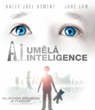 Artificial Intelligence: AI - Czech Movie Cover (xs thumbnail)