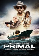 Primal - Dutch Movie Poster (xs thumbnail)