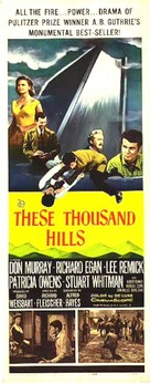These Thousand Hills - Movie Poster (xs thumbnail)