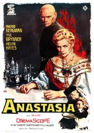Anastasia - Spanish Movie Poster (xs thumbnail)