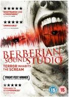 Berberian Sound Studio - British Movie Cover (xs thumbnail)