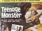 Teenage Monster - Movie Poster (xs thumbnail)