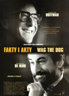 Wag The Dog - Polish poster (xs thumbnail)