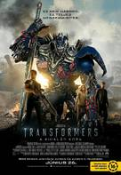 Transformers: Age of Extinction - Hungarian Movie Poster (xs thumbnail)