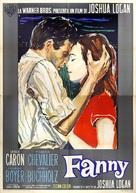 Fanny - Italian Movie Poster (xs thumbnail)