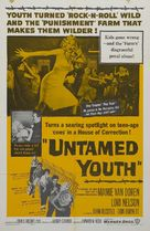 Untamed Youth - Movie Poster (xs thumbnail)