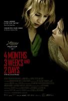 4 luni, 3 saptamini si 2 zile - Movie Poster (xs thumbnail)