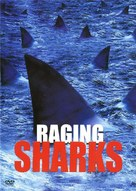 Raging Sharks - German DVD cover (xs thumbnail)