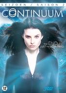 """""""Continuum"""" - Dutch DVD cover (xs thumbnail)"""