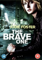 The Brave One - British Movie Cover (xs thumbnail)