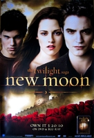 The Twilight Saga: New Moon - Video release movie poster (xs thumbnail)