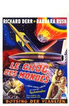 When Worlds Collide - Belgian Movie Poster (xs thumbnail)