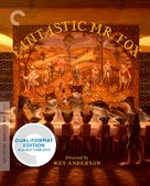 Fantastic Mr. Fox - Blu-Ray cover (xs thumbnail)