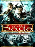SAGA - Curse of the Shadow - French DVD cover (xs thumbnail)