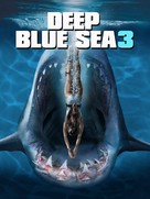 Deep Blue Sea 3 - Movie Poster (xs thumbnail)
