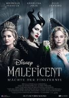 Maleficent: Mistress of Evil - German Movie Poster (xs thumbnail)