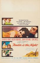 Tender Is the Night - Movie Poster (xs thumbnail)