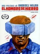 Czlowiek z zelaza - Spanish Movie Poster (xs thumbnail)