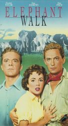 Elephant Walk - VHS cover (xs thumbnail)