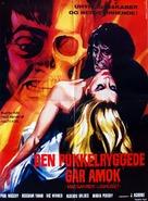 El jorobado de la Morgue - Danish Movie Poster (xs thumbnail)