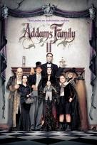 Addams Family Values - Finnish Movie Cover (xs thumbnail)