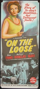 On the Loose - Australian Movie Poster (xs thumbnail)