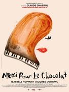 Merci pour le chocolat - French Movie Poster (xs thumbnail)