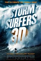 Storm Surfers 3D - Movie Poster (xs thumbnail)