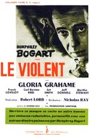 In a Lonely Place - French Movie Poster (xs thumbnail)