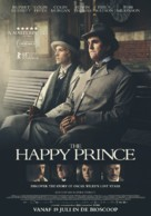 The Happy Prince - Dutch Movie Poster (xs thumbnail)
