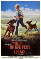 Where the Red Fern Grows - Movie Poster (xs thumbnail)